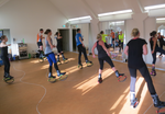 Kangoo Jumps Kurs in Orangerie