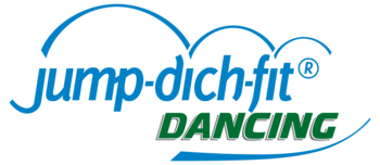 Jump dich fit Dancing Logo