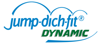 Jump dich fit dynamic Logo