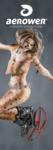 Frau jump mit Jumper1
