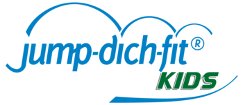 Jump dich fit Kids Logo